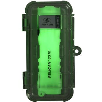 Pelican 3310 Emergency Lighting Station is easy to locate in the dark