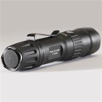 Pelican 7100 Led Flashlight Black Free Shipping