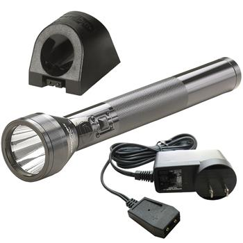 Streamlight SL-20L Rechargeable LED Flashlight with 120V AC Charger