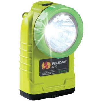 Pelican™ 3715 LED Flashlight with Photoluminescent shroud
