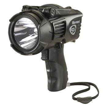 Black Streamlight WayPoint LED Spotlight