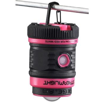 Streamlight Siege AA Lantern Incorporated D-ring on bottom of lantern