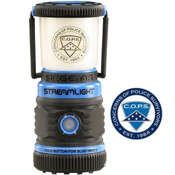 Blue Streamlight Siege AA Lantern