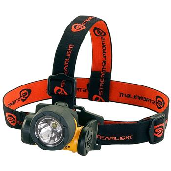 Yellow Streamlight Argo HAZ-LO ATEX Headlamp