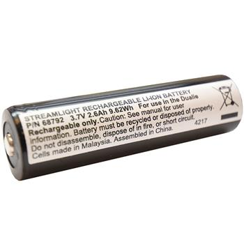 Streamlight Lithium Ion Battery for Streamlight Dualie Rechargeable Flashlight