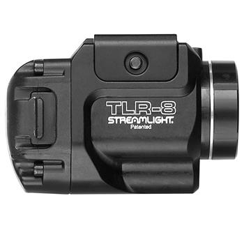 Streamlight TLR-8® Weapon Light with a low profile design