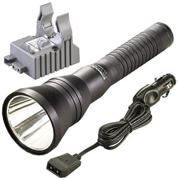 Streamlight Strion LED HPL Rechargeable Flashlight with DC Charge Cord and 1 Base