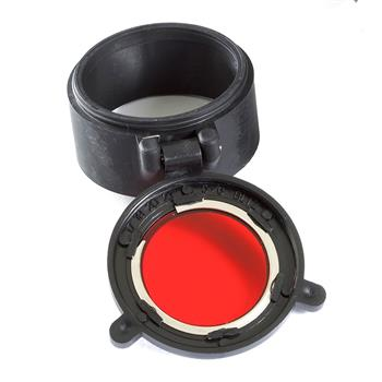 Red Streamlight Flip Lens (Stinger Series)