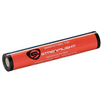 Streamlight lithium ion battery stick