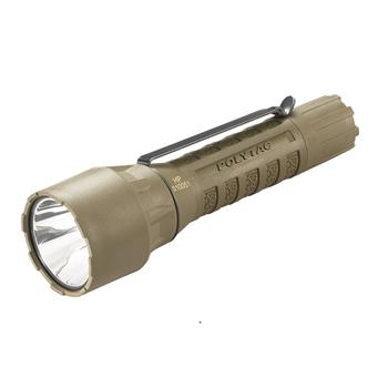 Coyote Streamlight PolyTac LED HP Flashlight