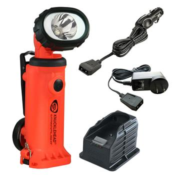 Streamlight Knucklehead Spot Worklight with AC/DC Cords and 1 Base