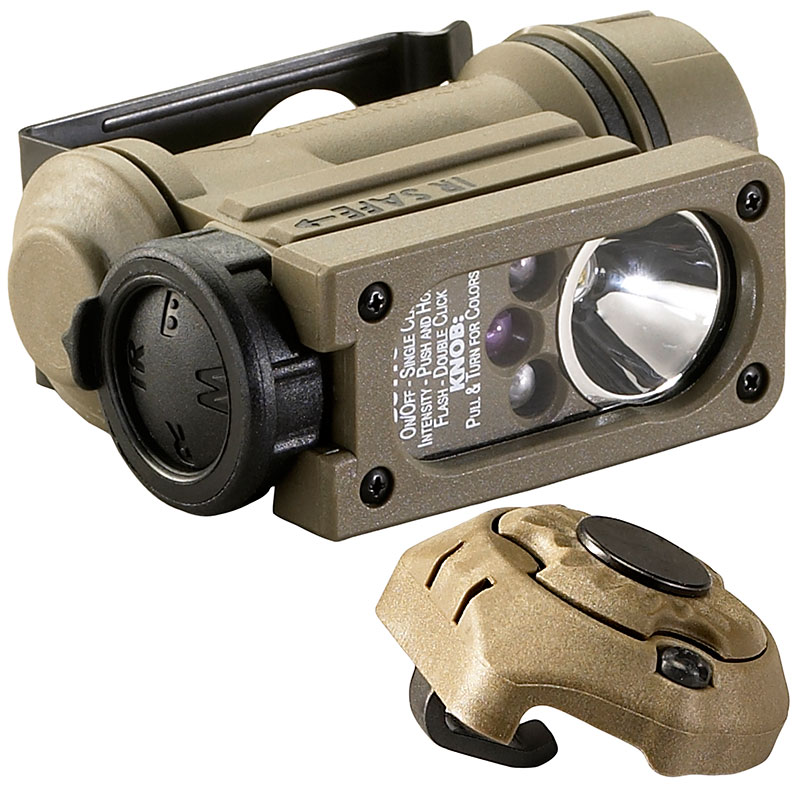 Streamlight Sidewinder Compact II LED Flashlight