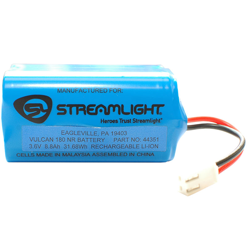 Streamlight Lithium Ion Battery for Vulcan 180
