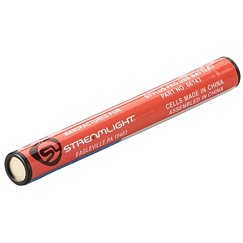 Streamlight Stylus Pro USB Flashlight Battery