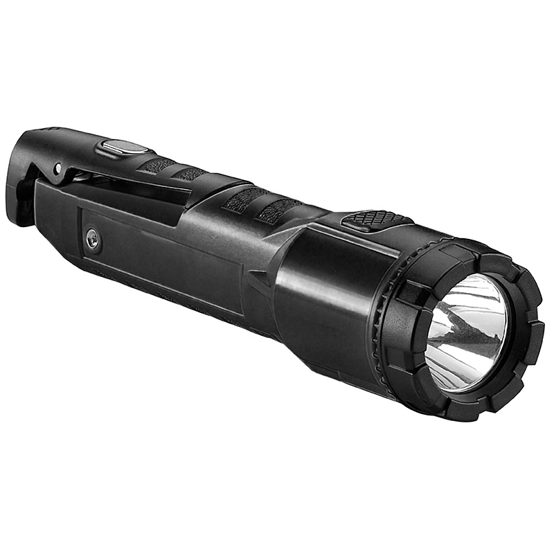 Black Streamlight Dualie® Rechargeable LED Flashlight