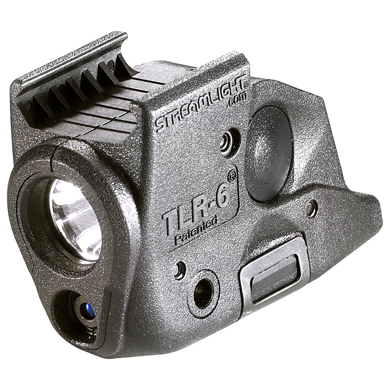 Streamlight TLR-6 Weapon Light rail-mounted tactical flashlight