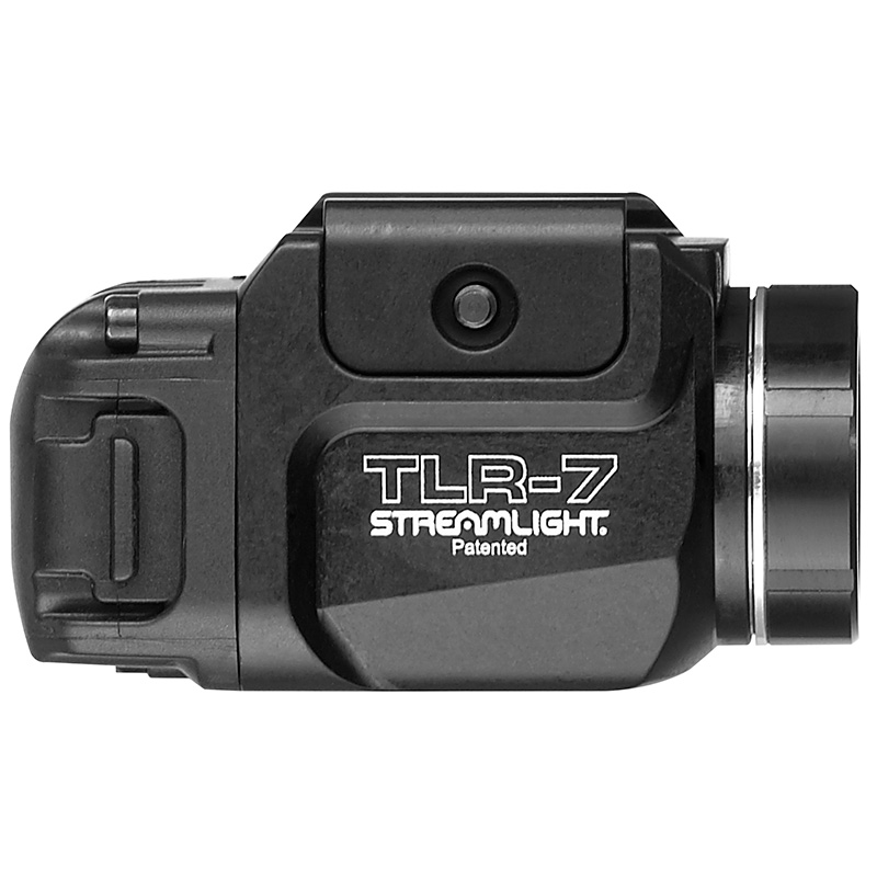 Streamlight TLR-7 Light securely fits a broad range of full-size and compact pieces