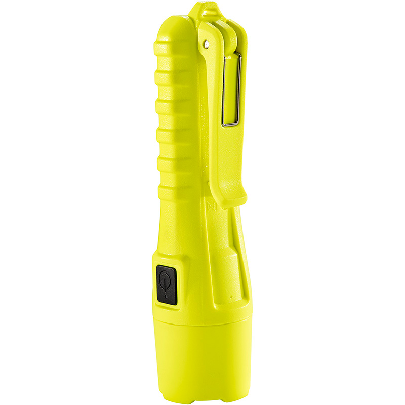 Pelican 3345 LED Flashlight integrated clip