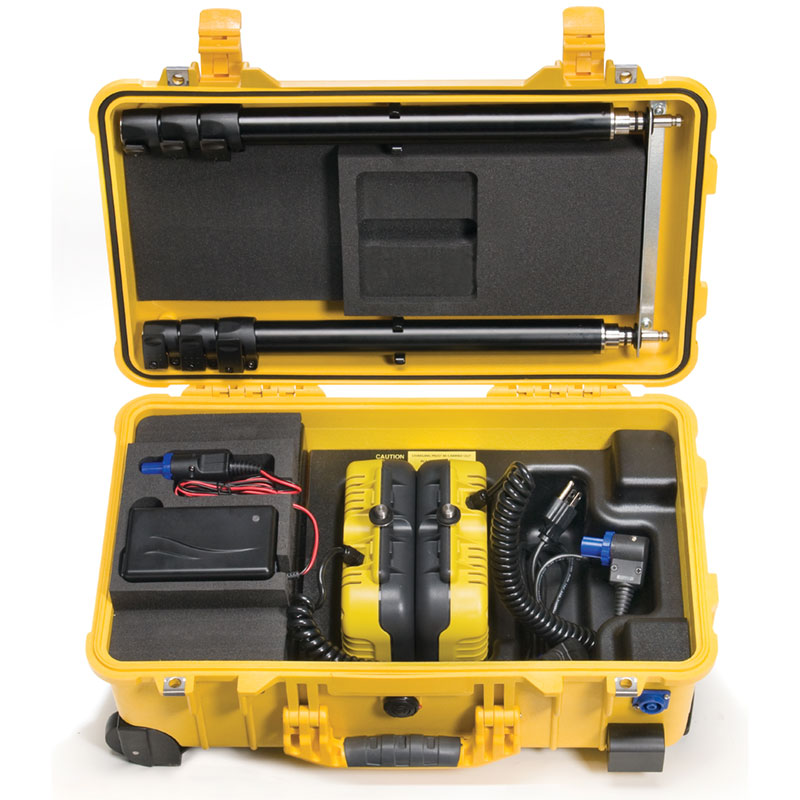 Pelican 9460M Remote Area Lighting System housed in a Pelican protector case