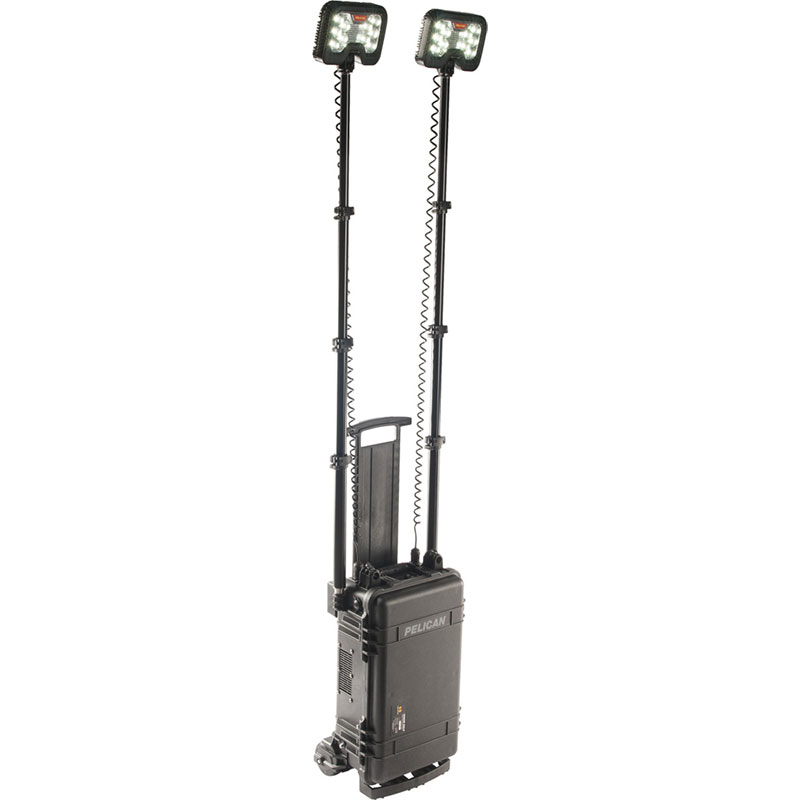 Pelican 9460M Remote Area Lighting System masted head extends to 79.5""