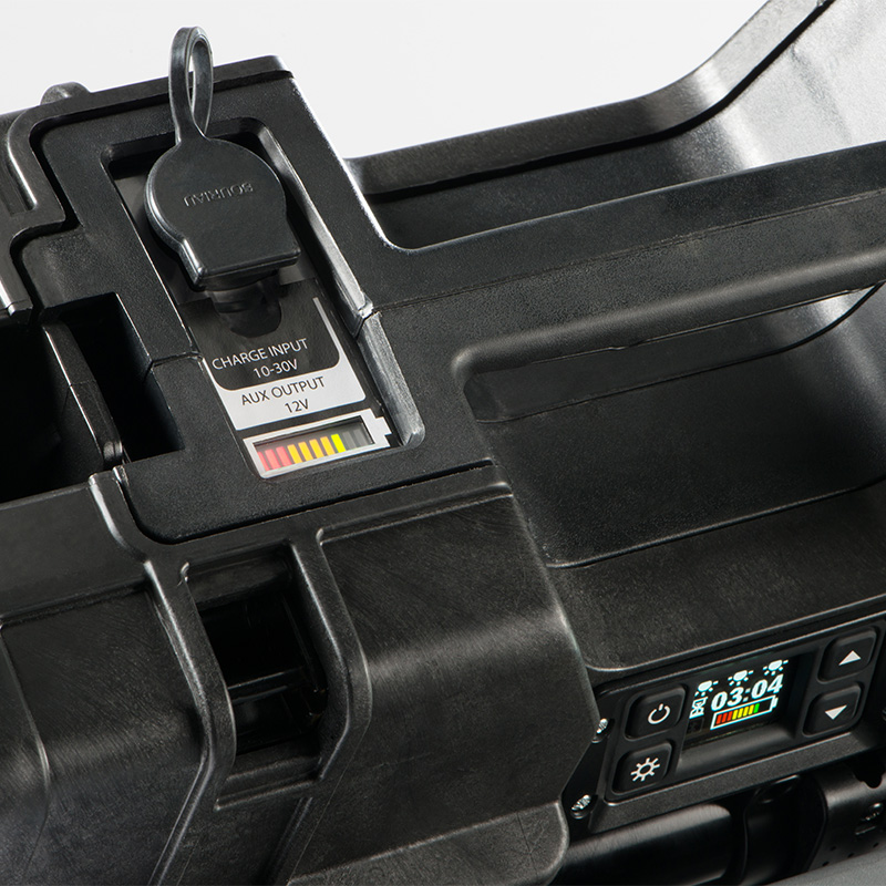 Pelican 9490 Remote Area Lighting System Battery Indicator