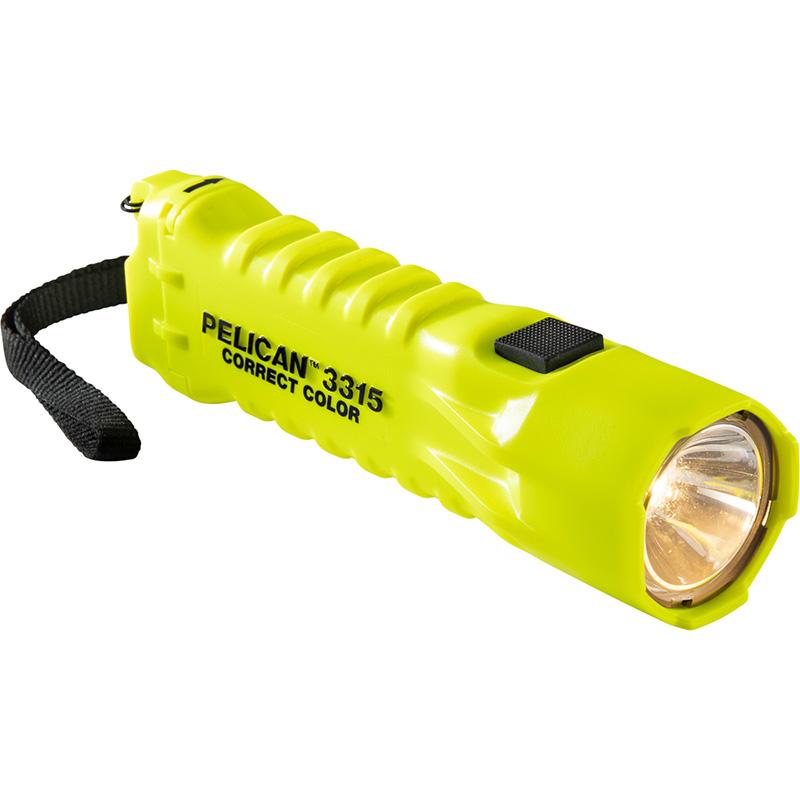 Yellow Pelican 3315 LED Flashlight