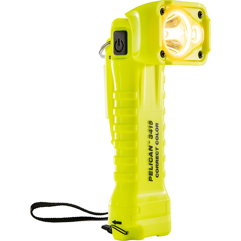 Yellow Pelican™ 3310MCC LED Flashlight