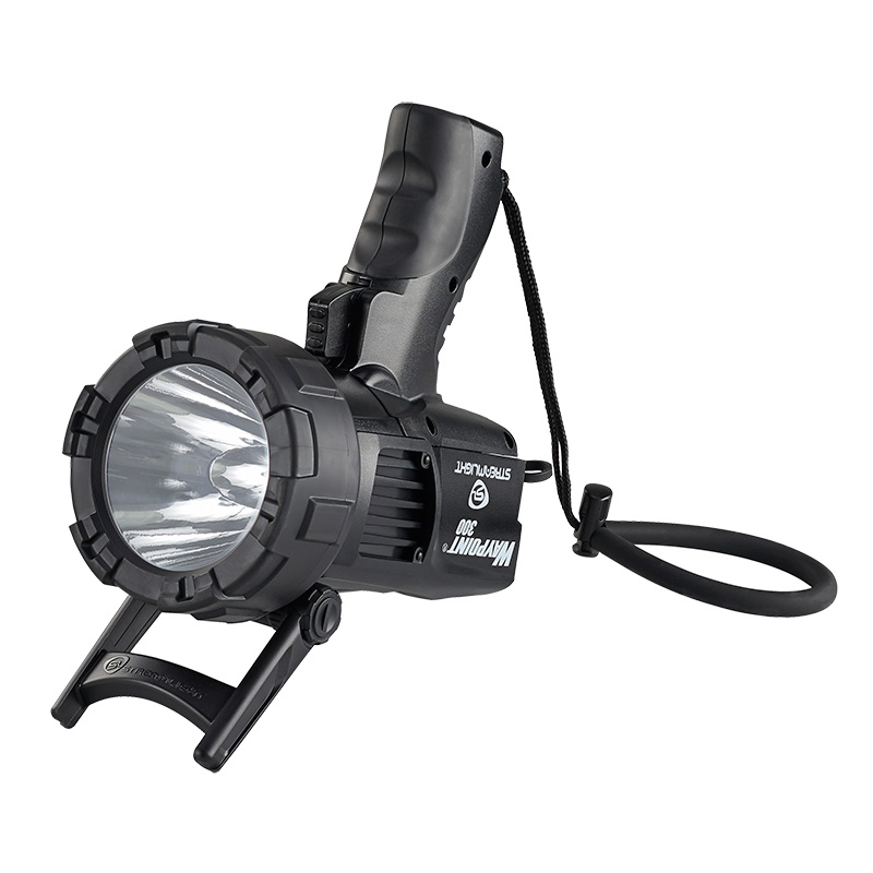 Streamlight Waypoint 300 Spotlight integrated stand for hands-free lighting