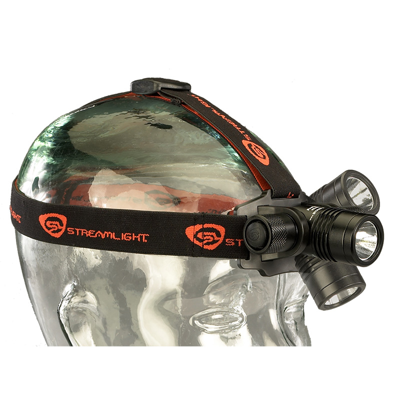 Streamlight ProTac HL Headlamp 90 degree tilting head