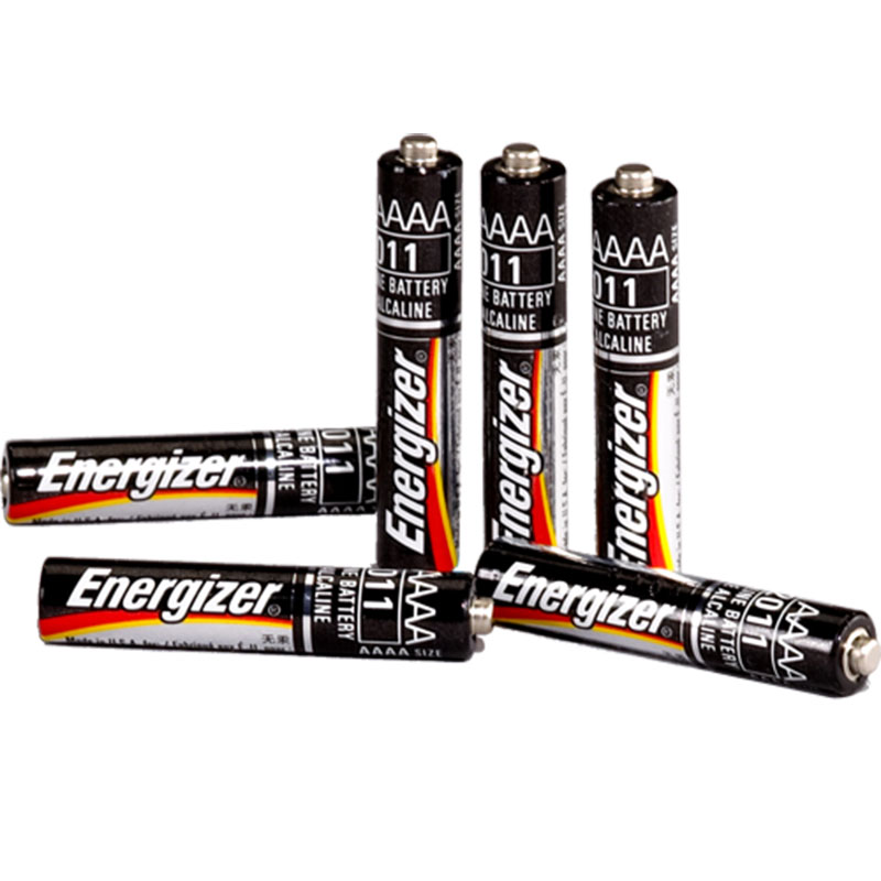 Streamlight 6 pack of the AAAA alkaline batteries
