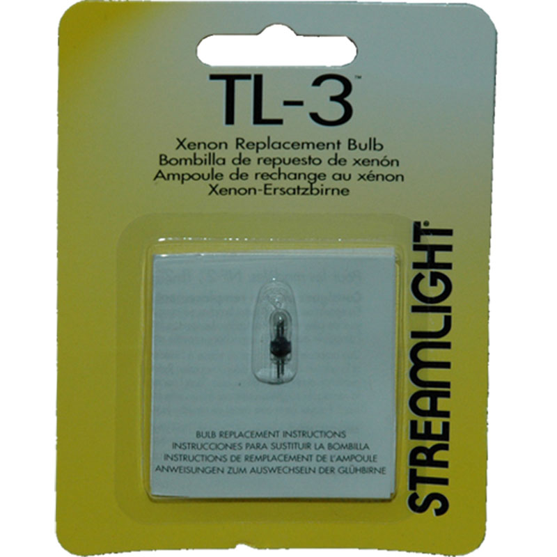 Streamlight TL-3 Xenon Replacement Bulb
