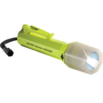 Pelican™ SabreLite™ 2010 LED Flashlight with Photoluminescent shroud