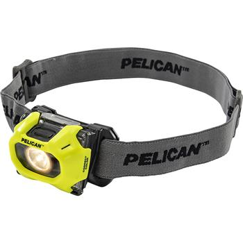 Pelican 2755CC LED Headlamp with a low temperature beam