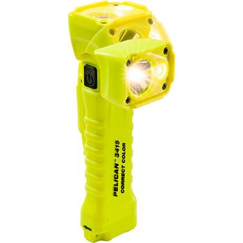 Yellow Pelican™ 3310MCC LED Flashlight articulating light head