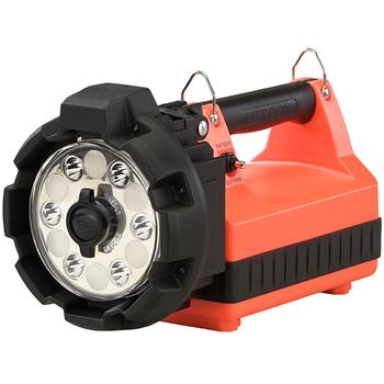 Orange Streamlight E-Flood LiteBox HL Rechargeable Lantern