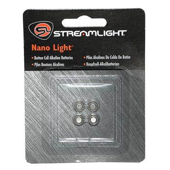Streamlight Set of Four Batteries