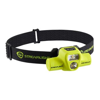 Streamlight USB HAZ-LO Headlamp - Yellow SHIPS FREE