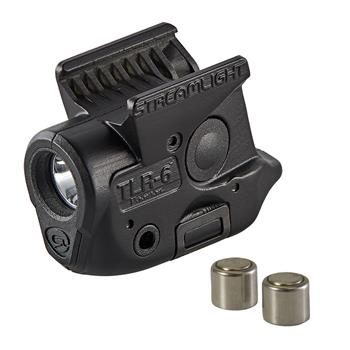 Streamlight TLR-6 Weapon Light with white LED for the SIG SAUER® P365/P365 XL only
