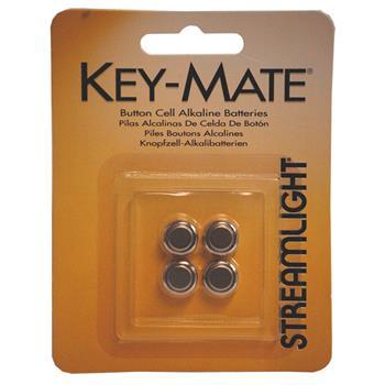 Streamlight Key-Mate® flashlights Batteries