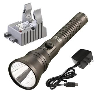 Streamlight Strion DS HPL Rechargeable Flashlight with AC Charge Cord and 1 Base