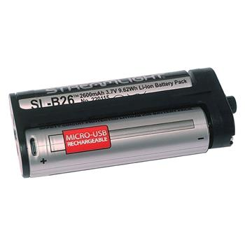 Streamlight SL-B26 Lithium Ion Rechargeable Battery Pac