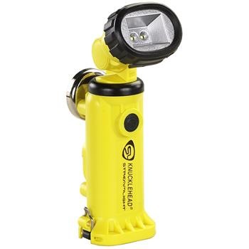 Yellow Streamlight Knucklehead LED Worklight