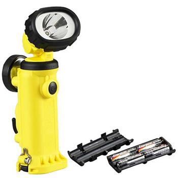 Yellow Streamlight Knucklehead HAZ-LO Spot Worklight